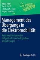 Management des Übergangs in die Elektromobilität: Radikales Umdenken bei tiefgreifenden technologischen
