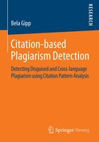 Citation-based Plagiarism Detection: Detecting Disguised and Cross-language Plagiarism using Citation Pattern Analysis