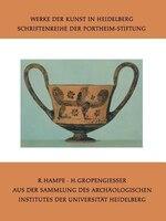 Aus der Sammlung des Archäologischen Institutes der Universität Heidelberg