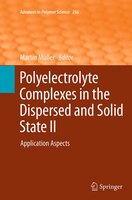 Polyelectrolyte Complexes In The Dispersed And Solid State Ii: Application Aspects
