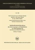 Reaktionskinetische Betrachtung des Sintervorganges und Möglichkeiten zur Leistungssteigerung: Entwicklung eines