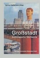 Großstadt: Soziologische Stichworte