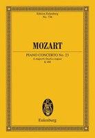 Piano Concerto No. 23 In A Major, K. 488: Edition Eulenburg No. 736