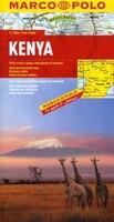 Kenya Marco Polo Map