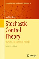 Stochastic Control Theory: Dynamic Programming Principle