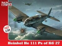 1/32 Heinkel He 111 Ps Of Kg 27