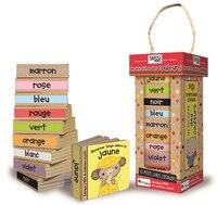 Mini-livres des couleurs (Les)