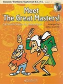 Meet The Great Masters!: Trombone - Grade 1-2