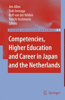 Competencies, Higher Education and Career in Japan and the Netherlands - Jim Allen
