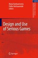 Design and Use of Serious Games - Marja Helena Kankaanranta