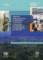 Principes Directeurs Pour La Défintion D'objectifs, L'évaluation Des Progrès Et