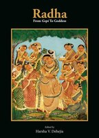 Radha occupies a space which moves from the aesthetics of shringara rasa to the theology of shringara bhakti, from the madhurya of Pushtimarg Vaishnavism to the prema of Gaudiya Vaishnavism, taking in its stride the philosophies of Advaita and Dvaita, the traditions of Shakti and Shakta, she takes us from the devotional poetry of Bhaktikal to the courtly poetry of Ritikal and even beyond to the modern poetry of Adhunikkal