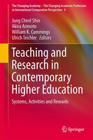 Teaching and Research in Contemporary Higher Education: Syst
