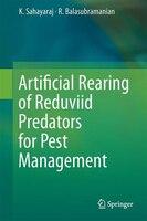 Artificial Rearing Of Reduviid Predators For Pest Management