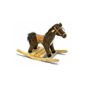 Rock and Trot Plush - Rocking Horse