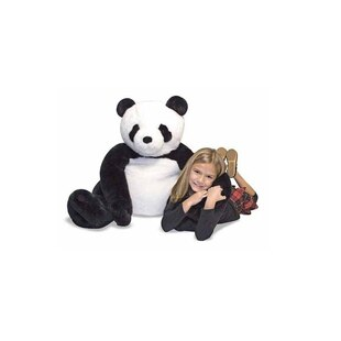 Huggable and Lovable Giant Plush Panda