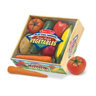 Play-Time Vegetables
