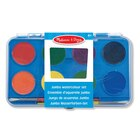 Jumbo Watercolor Set 8 Colors