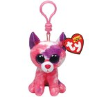 Beanie Boos Clip - Cancun the Pink Chihuahua