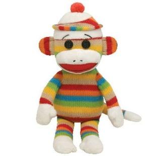 Sock Monkey Stripes