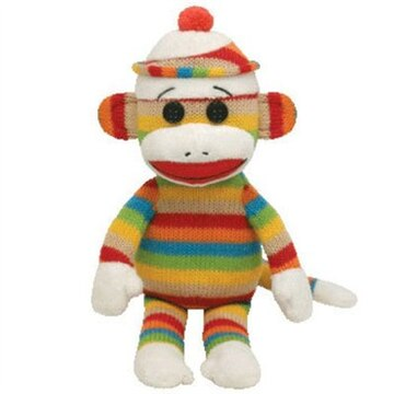 Sock Monkey Stripes