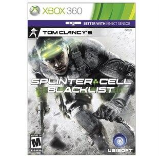 Tom Clancy's Splinter Cell Blacklist XB360