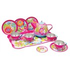 Garden Fun Tin Tea Set