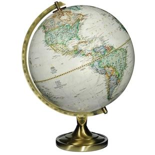"12"" Antique Globe"