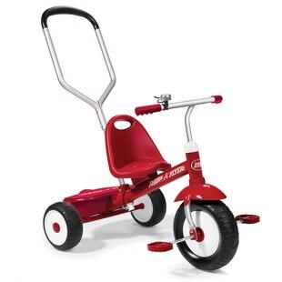 Deluxe Steer & Stroll Trike