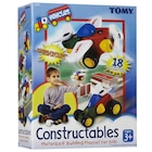 TOMY Constructables - Vehicles