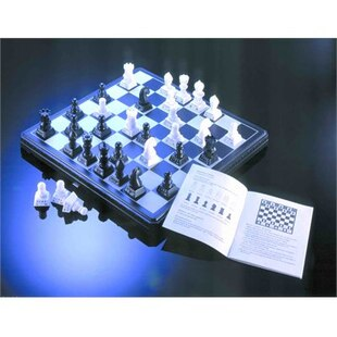 Right Moves Self-Teaching Chess Set