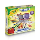 Crayola Amazing Art Case