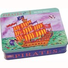 Mudpuppy Pirates 100 Piece Puzzle in a Tin