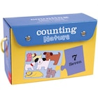 Mudpuppy Counting Nature 2-piece Puzzle