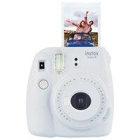 Fujifilm Instax Mini 9 Camera - Smokey White by Fuji Film