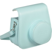 FUJFIILM Instax Mini 9 Groovy Case - Blue by Fuji Film