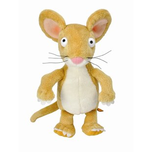 "The Gruffalo Mouse 5"" Bean Bag Plush"