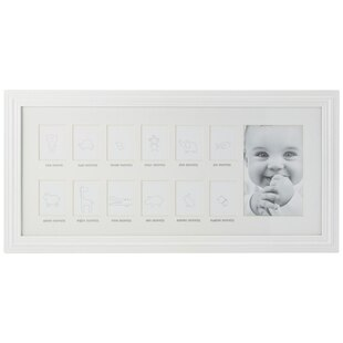1st Year Frame - White