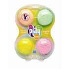 Playfoam 4 Pack Sparkle