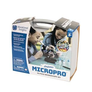 Micro Pro - 48 Pcs Microscope Set