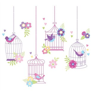 Large Wall Art Kits-Chirping The Day Away