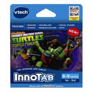Innotab Software Teenage Mutant Ninja Turtles by VTech