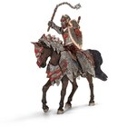 Dragon Knight On Horse With Flail