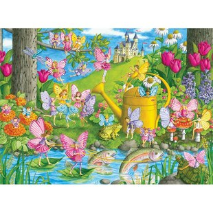 Fairy Playland 100 XXL Piece Puzzle