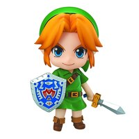 The Legend of Zelda: Majora's Mask Link - Nendoroid Figure