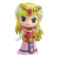 The Legend of Zelda: The Wind Waker Zelda - Nendoroid Figure by No Brand