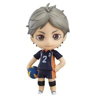 Haikyu!!: Indomitable Setter Koushi Sugawara - Nendoroid by No Brand