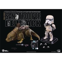 Star Wars: A New Hope - Dewback & Sandtrooper - Action Figures by No Brand