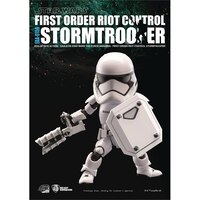 Star Wars: The Force Awakens - Riot Control Stormtrooper - Action Figure by No Brand