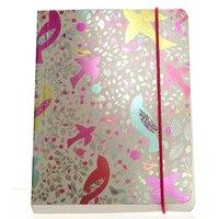 GO Stationery Meadow Bird A6 Chunky Notebook by Go Stationery